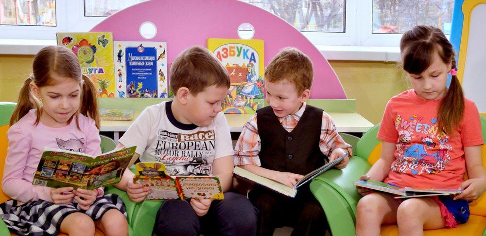 читать учат уже в детском саду